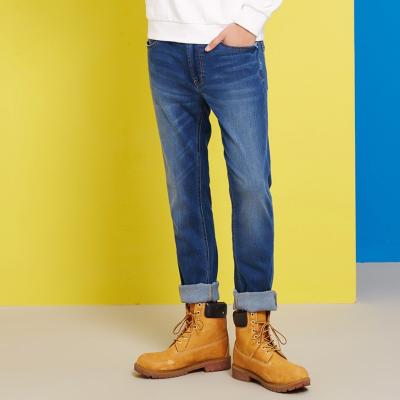 【1件3折价:39】美特斯邦威牛仔裤男弹力常规春季新款休闲长裤韩版潮商场款