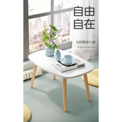 北歐飄窗小茶幾ins風桌子簡約閃電客現代窗臺矮桌簡易榻榻米茶幾飄窗桌