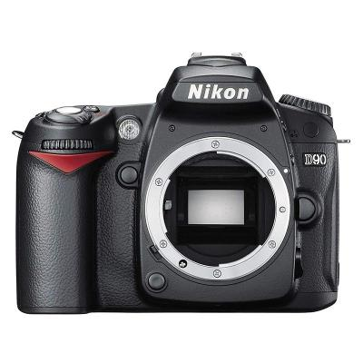 【二手95新】尼康/Nikon D90 【單機身】半幅APS畫幅,入門中端單反機