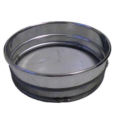 闪电客不锈钢筛子可拆卸网片振动筛子可定制尺寸面粉筛米筛试验筛标准筛