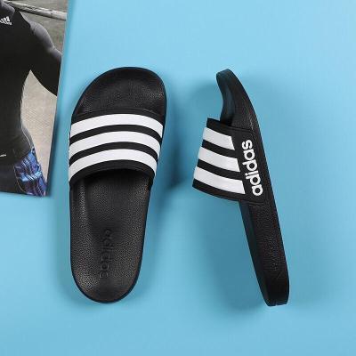 阿迪达斯(adidas)男女情侣款运动休闲凉拖鞋沙滩鞋AQ1701/AQ1702