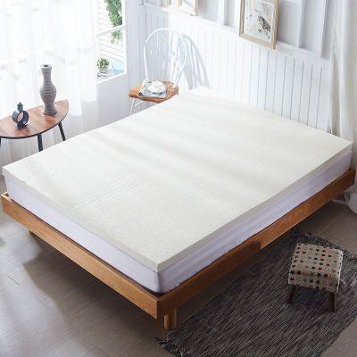 【精品好貨】泰國乳膠活性因子靜音床墊防潮高回彈乳膠床墊送外套