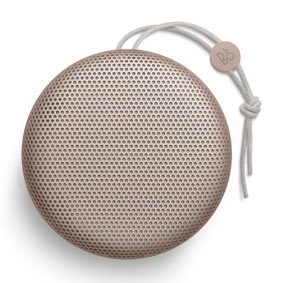 B&O A1 BeoPlay a1 bo藍牙音響 便攜式音箱 音樂 藍牙4.2 圓潤討巧 戶外 藍牙音箱 砂巖色