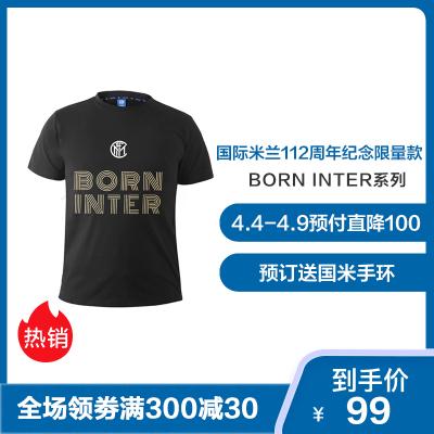 國際米蘭INTER T-SHIRT 112周年紀念BORN INTER系列