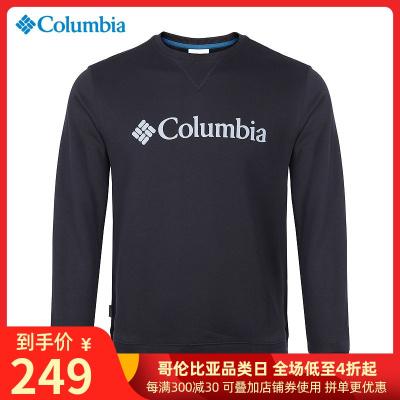 2019秋冬哥伦比亚城市户外透气休闲男长袖圆领套头卫衣PM3773