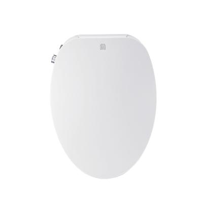 大白(diiib)智能马桶盖 即热式 洁身器 坐便盖板 小短款 家用全自动 冲洗烘干 加热通用 v型