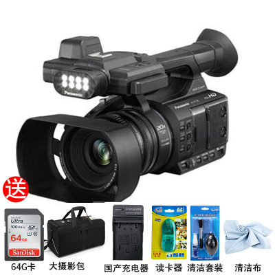松下(Panasonic)HC-PV100GK 高清摄像机