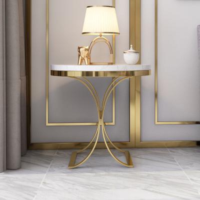 檀星星北歐風輕奢陽臺茶幾沙發邊幾客廳小圓桌創意現代迷你家用角幾組合