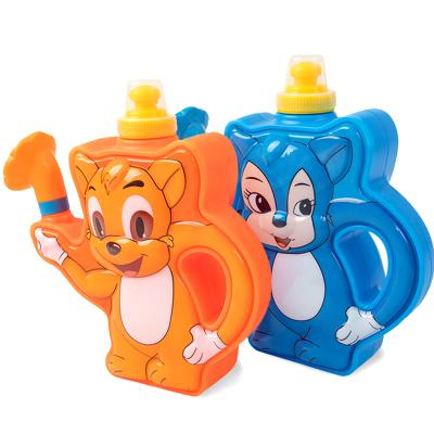樂締 泡泡機 泡泡水 泡泡液 兒童戲水玩具虹貓藍兔泡泡機補充液 吹泡泡槍玩具超大瓶1000ml 【【拍一瓶發二瓶】】