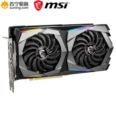 MSI/微星RTX 2060 SUPER GAMING X游戲電腦臺式顯卡