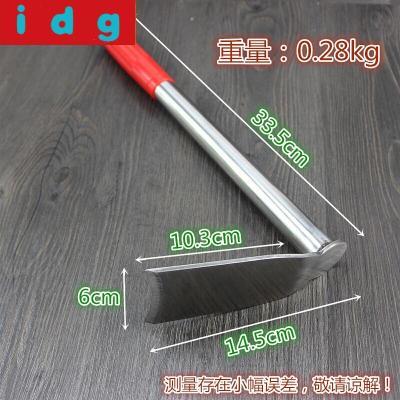 [苏宁放心购]小锄头钢农具工具农用户外两用种菜园艺园林种花除耙子嘉威新款