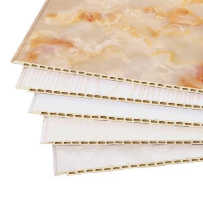 集成墻板全屋整裝 全屋整裝竹木纖維集成墻板背景墻面吊頂裝飾材料板快裝護墻板