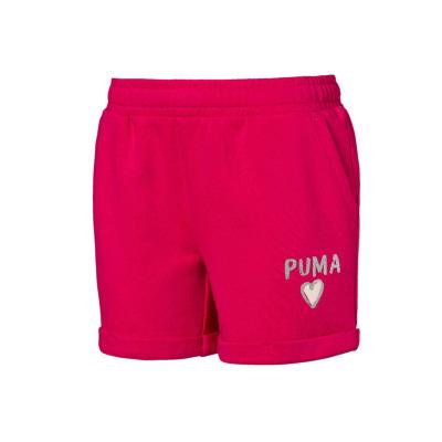 彪馬 Puma 2020新款女童Alpha Shorts G短褲58419815