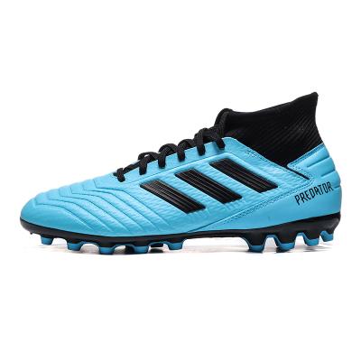阿迪达斯男鞋足球鞋PREDATOR 19.3 AG比赛训练运动鞋F99990