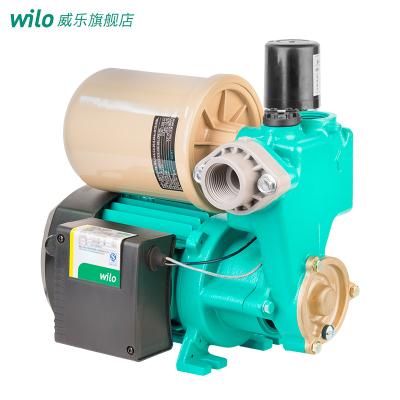 德國Wilo威樂水泵PW-178EAH全自動自吸增壓泵家用自來水抽水機自吸泵