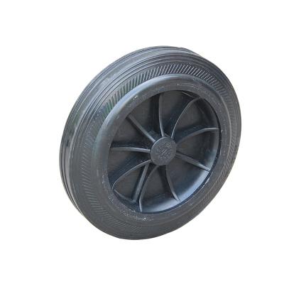 户外大号垃圾桶轮子100/120/240L升轮轴轱辘20cm通用轮子配件 大号插销10个