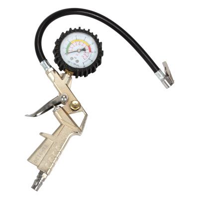 威克(vico)WK-9130 胎壓表胎壓計胎壓槍汽車輪胎充氣放氣精密指針壓力表打氣嘴輪胎加氣槍打氣表
