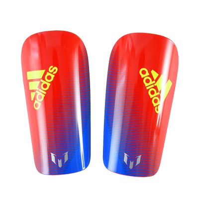 adidas梅西系列足球護腿板兒童青少年成人足球插片DN8601