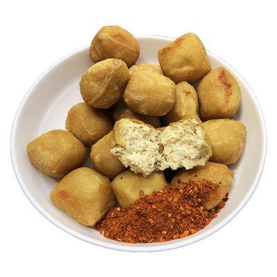 云南特產石屏豆腐盒裝特色美食小吃長毛臭豆腐霉豆腐燒烤豆腐小吃 石屏豆腐100個