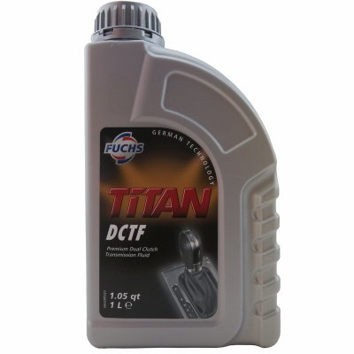福斯泰坦濕式雙離合變速器傳動液DCTF 1L