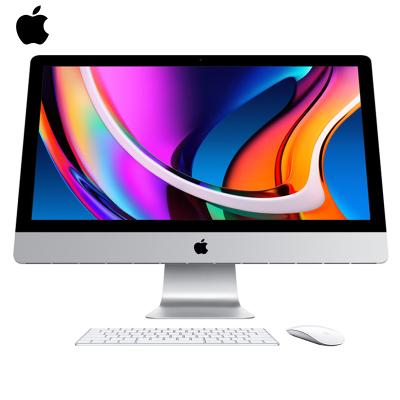 Apple 蘋果 iMac 2020年新款 十代六核i5 3.1GHz 8G 256G固態 RP5300 4G顯卡 5K超清 27英寸設計畫圖辦公臺式一體機電腦 MXWT2CH/A