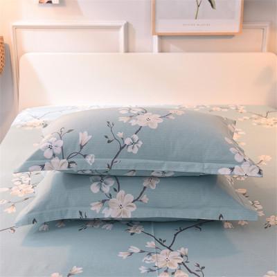 素風家紡 【一對裝】加厚磨毛全棉枕套 全棉加厚枕套兩只裝