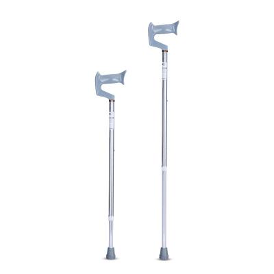 可孚拐杖老年人老人伸縮醫用拐杖防滑可伸縮捌杖拐棍手杖高度可調骨折雙拐Cofoe