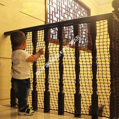 閃電客兒童樓梯陽臺防護網防墜網樓梯防護網兒童安全網護欄網寶寶隔離網