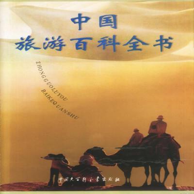 正版中国旅游百科全书 中国旅游百科全书编委会编 中国大百科全书