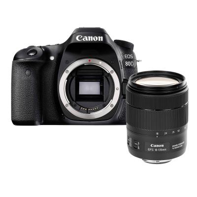 【二手95新】佳能/Canon 80D +18-135 USM【套機】