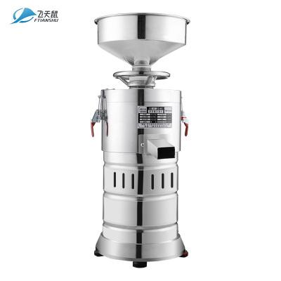 飞天鼠 豆浆机商用电动石磨全自动大型容量家用小型磨浆机100型