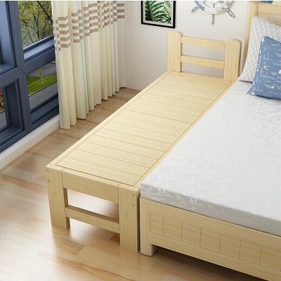 床加寬拼接板 成人床加寬鋪板床邊床單人床拼接床可定制 180.60.40高度可定(無護欄)