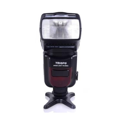捷宝摄影灯TR-586EX TTL 自动变焦闪光灯 佳能接口无线离机
