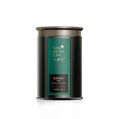 小罐茶多泡装 特级铁观音清香型茶叶乌龙茶 原料采自安溪50g