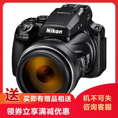 尼康/Nikon COOLPIXP1000 125倍超長變焦 4K 長焦數碼相機P900S升級版P1000 (禮包版)
