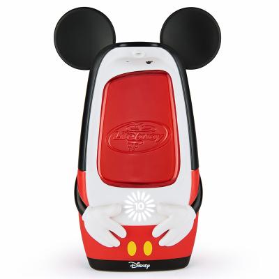 衛寶 迪士尼定制米奇版 自動感應泡沫洗手器240ML 除菌神器愛上洗手【聯合利華】