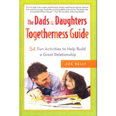 DADS & DAUGHTERS TOGETHERNESS(ISBN=9780767924696) 英文原版