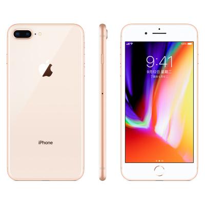 苹果(Apple) iPhone 8 Plus(A1864)64GB 金色 移动联通电信 全网通4G手机 智能手机