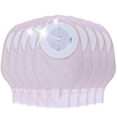 康樂保Coloplast安舒1902造口袋10個 一件式肛門大便造瘺袋一次性造口袋