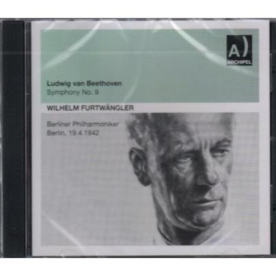 ARPCD 0270 贝多芬:第九交响曲 FURTWANGLER 19.4.1942