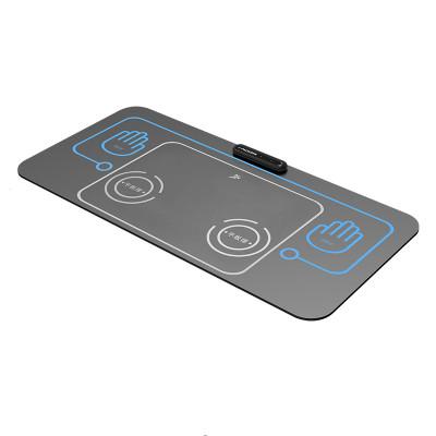 跑客智墊2019年TPE瑜伽墊1830*610*8mm平板支撐計時俯臥撐計次智能家用健身墊