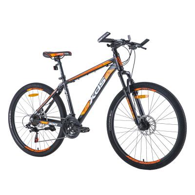 xds喜德盛山地自行車 旭日300 21速17英寸鋁合金車架26英寸輪徑前后碟剎男女學生單車變速賽車