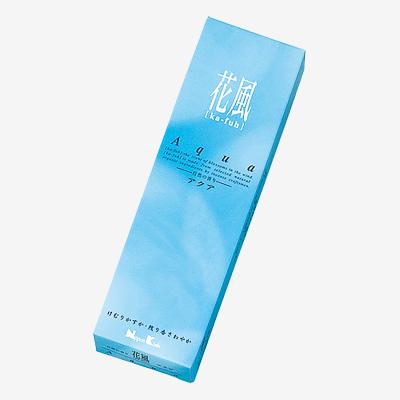 日本香堂 花風 清澈之水 小盒