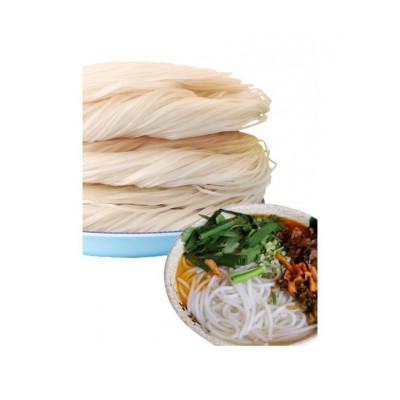 云南米线 5斤 过桥米线 半干 米线真空鲜米粉 云南特产