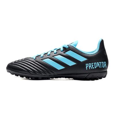 【自营】阿迪达斯男鞋足球鞋PREDATOR 19.4 TF碎钉足球鞋F35636