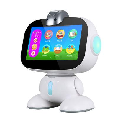 lieve智能機器人 9寸安卓雙系統AR繪本邏輯思維小E智能機器人小學初中同步教材學習智能陪伴早教男女孩成長禮物