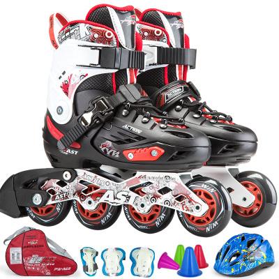 动感/ACTION溜冰鞋儿童平花鞋花式轮滑成人全套装旱冰鞋