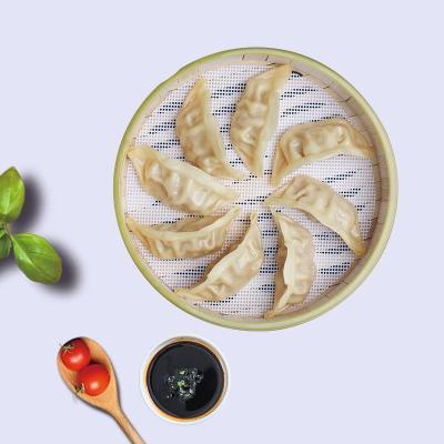 蒸餃煎餃鍋貼玉米餃子蒸煎餃水餃早餐 鮮肉玉米2斤裝(約48個)