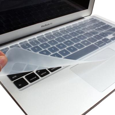 筆記本電腦通用鍵盤保護膜 防塵硅膠貼膜 聯想華碩戴爾宏基惠普筆記本鍵盤膜通用透明 14寸電腦保護膜貼