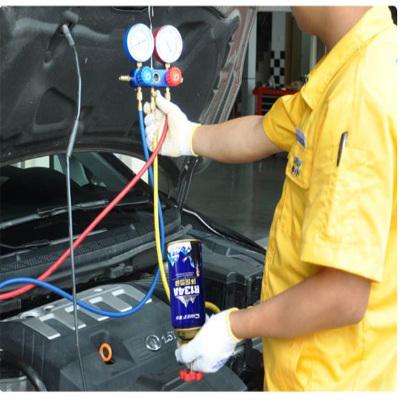 夏季必做項目——更換空調制冷劑(含材料單瓶裝)